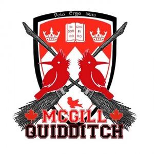 McGill Quidditch Crest